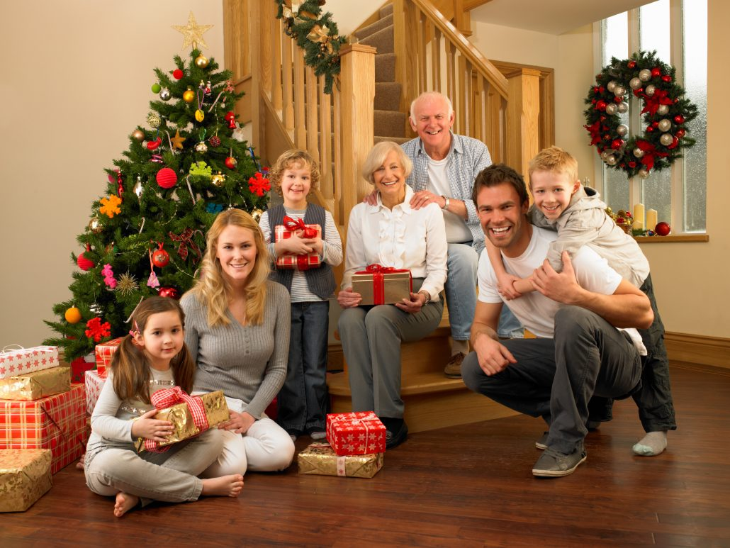 How To Handle A Blended family during the holidays