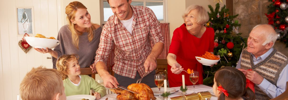 Tricks for handling a blended family during the holiday